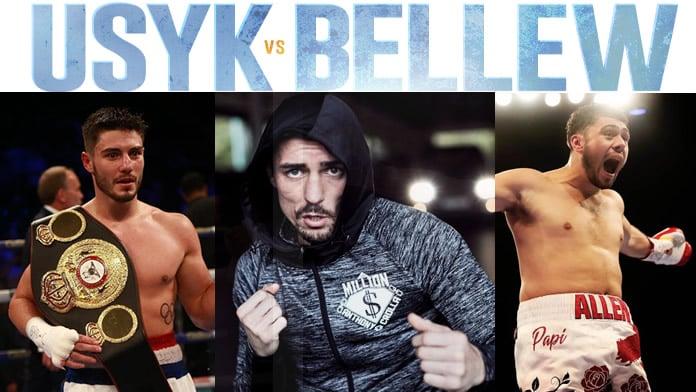 Usyk Bellew: Undercard, Allen, Crolla & Kelly.