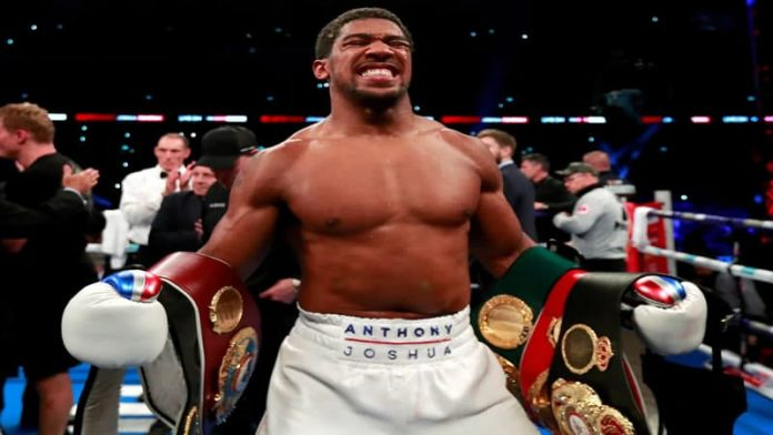 AJ to fight Jarrell Miller.